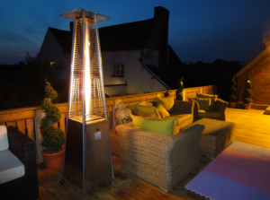 Whether Gas Or Electric, Patio Heaters Are Excellent Devices For Turning A  Cold Outdoor Experience Into A Warm And Cosy One. While These Devices Might  Come ...
